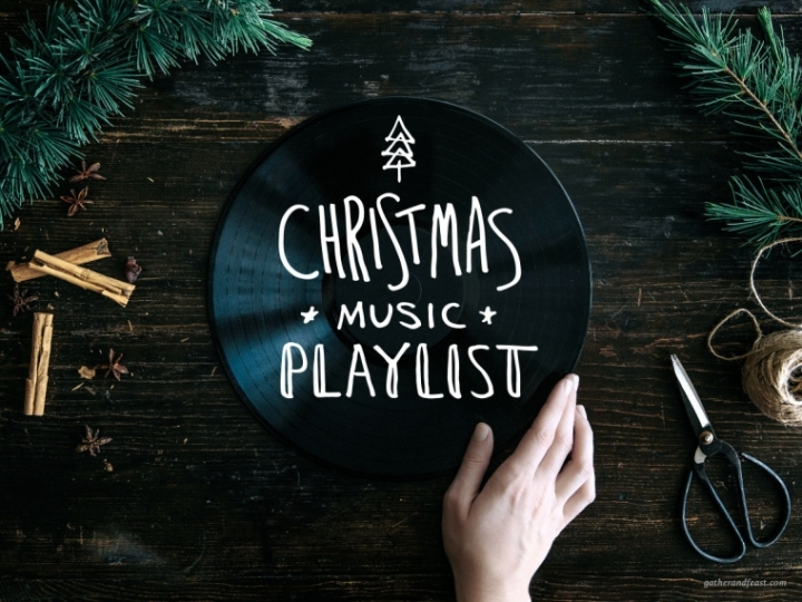 Christmas (music) is all around!
