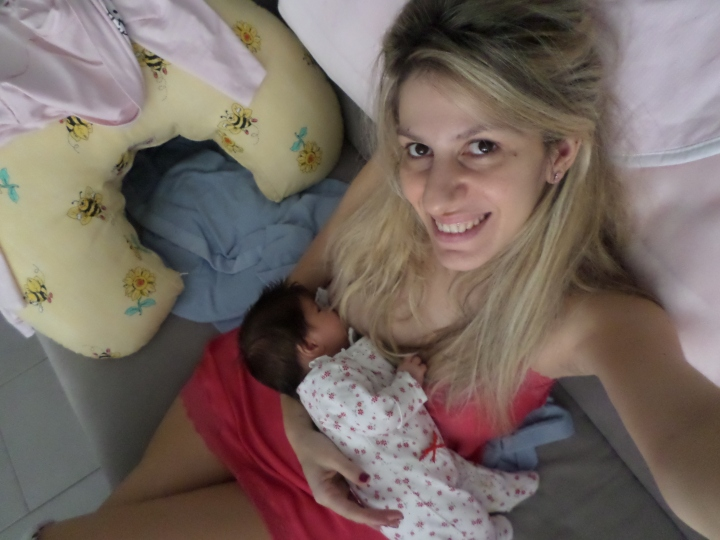 'Η αλήθεια για  τον Μητρικό Θηλασμό' σε μία συνέντευξη εφ' όλης της ύλης με την σύμβουλο γαλουχίας ΆνταΠαλαντζιάν.