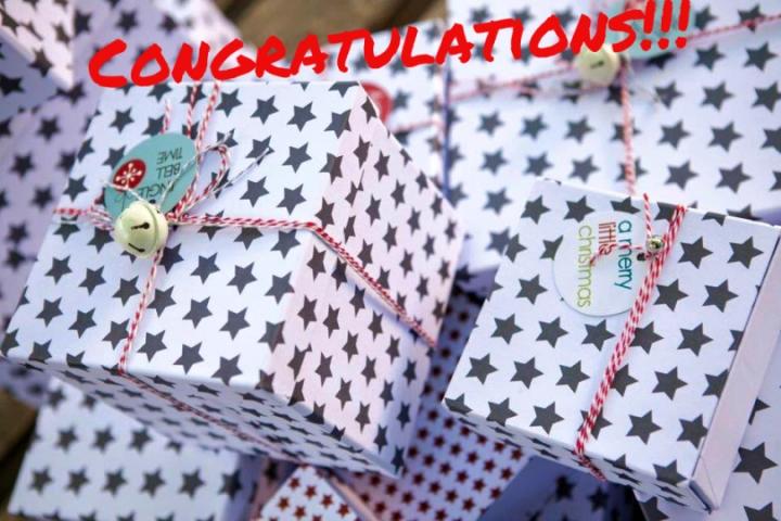 Διαγωνισμός #13: HappyHappy GiftDay*