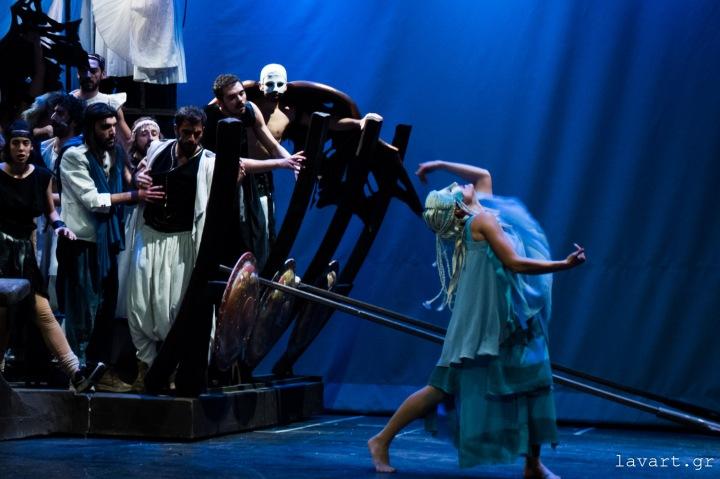 'Ο Ιάσονας & το Χρυσόμαλλο Δέρας' στο θέατρο Εγνατία στηΘεσσαλονίκη