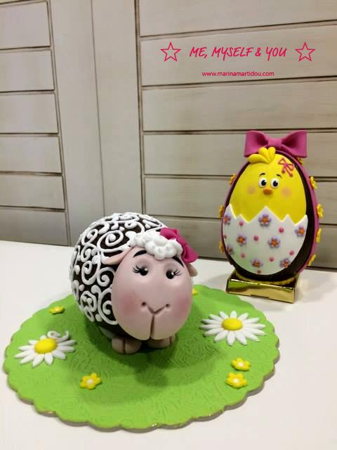 Διαγωνισμός #26: Κέρδισε πασχαλινά αβγά από το Sweet Art byKaterina*