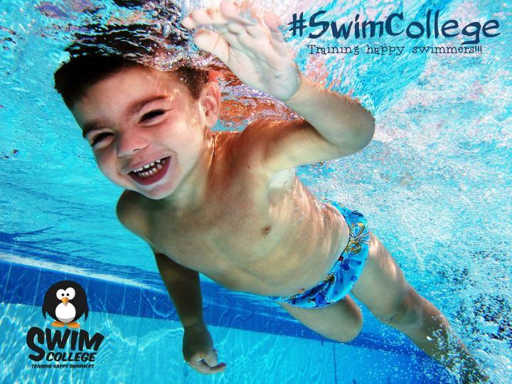 Διαγωνισμός #34: Κέρδισε μηνιαία συνδρομή για baby swimming στο SwimCollege*