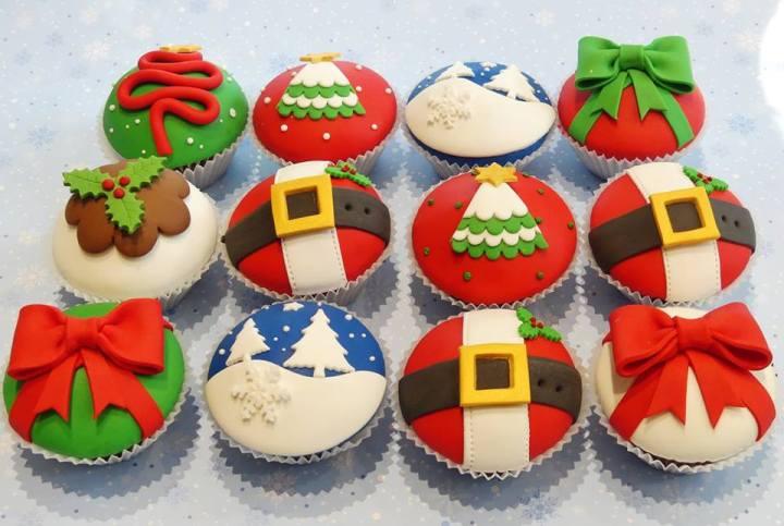 Διαγωνισμός #38: Κέρδισε xmas Cupcakes & Βασιλόπιτα Sweet Art byKaterina*