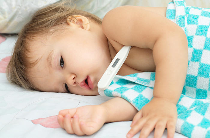 baby-thermometer-sick