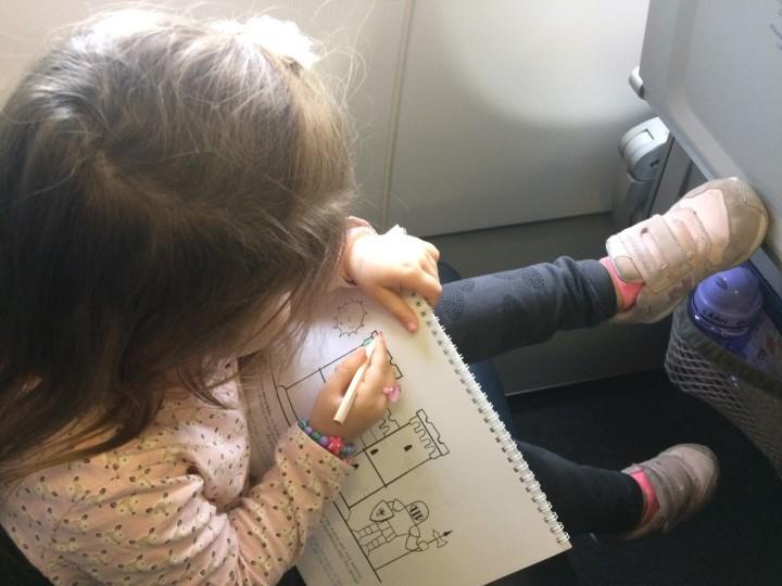 Ταξιδι με παιδι… στοαεροπλανο!