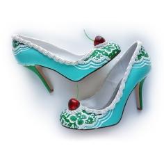 Tropical+Mint+Cake+Heels