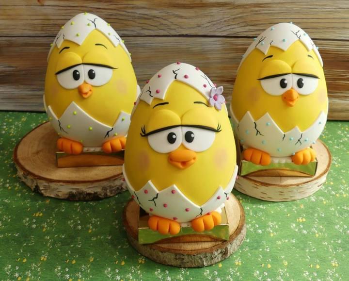 Διαγωνισμός #42: Κέρδισε φανταστικό πασχαλινό αβγό της Sweet Art byKaterina*