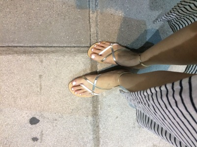 Handmade Capri sandals!!!