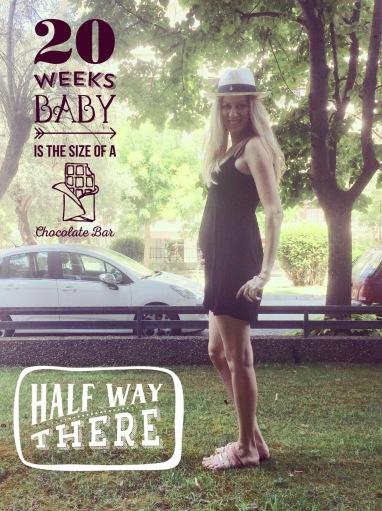 2η εγκυμοσύνη-ίδια εβδομάδα κοιλίτσα πιο εμφανής!