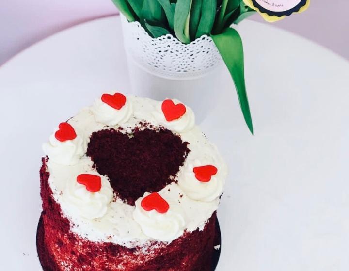 ΔΙΑΓΩΝΙΣΜΟΣ #48: ΚΕΡΔΙΣΕ Red Velvet Cake by Pepi Beza BoutiqueBaking*