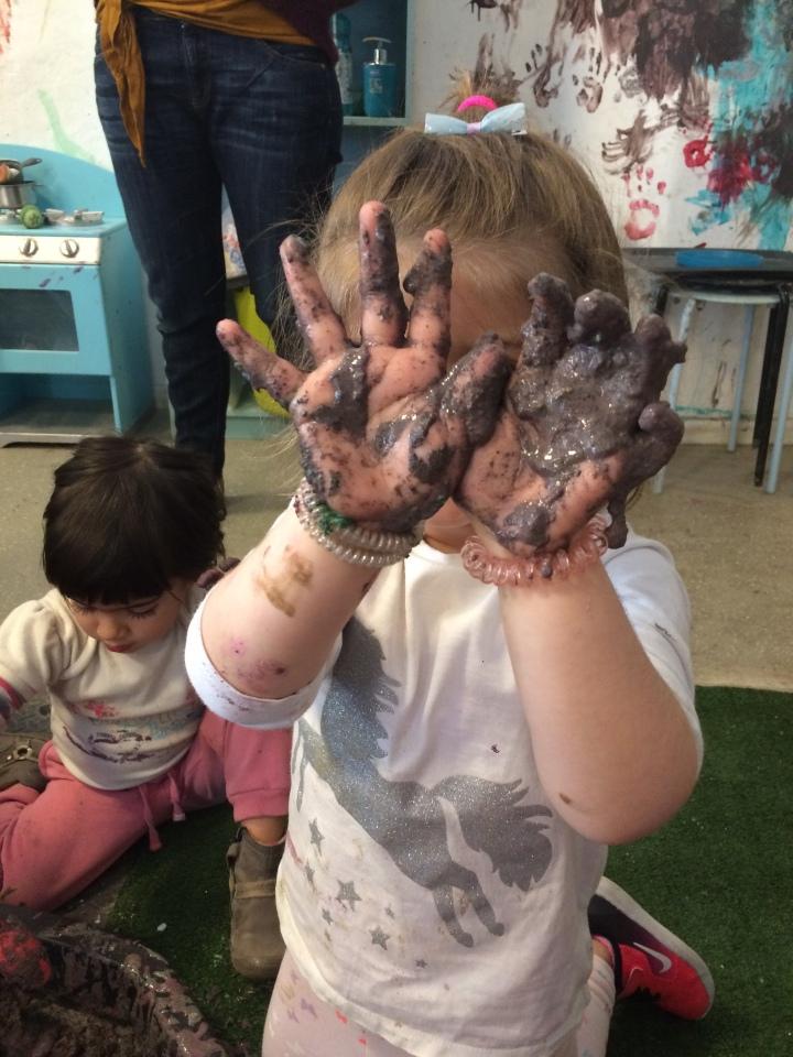 ΔΡΑΣΤΗΡΙΟΤΗΤΑ στο ΣΠΙΤΙ με τα παιδια μας #2 & πως να ΦΤΙΑΞΟΥΜΕ  ΜΟΝΟΙ μας playdough*