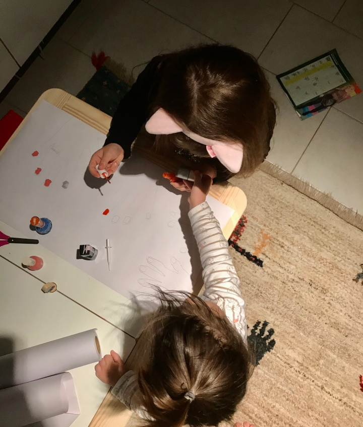Kids' Craft #4: Μανικιουρ…αλλιΩς!